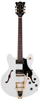 新品 SOLID BOND(ソリッドボンド) / SB-KY CSR-G SWH Ken Yokoyama Signature エレキギター
