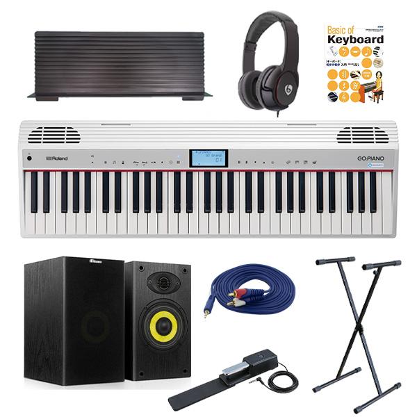 【モニターセット】 Roland(ローランド) / GO:PIANO with Alexa Built-in (GO-61P-A) - Alexa搭載 キーボード -