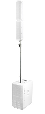 dBTechnologies(ディービーテクノロジーズ) / ES 1203 WHITE 《Bluetooth対応》 - ポータブルPAシステム - 1大特典セット