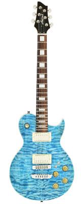 新品特価!! Aria pro(アリア) / PE-480 SEBL エレキギター レスポールタイプ