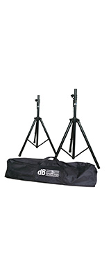 dBTechnologies(ディービーテクノロジーズ) / SSB2 - スピーカースタンド- 【2本販売/バッグ付き】