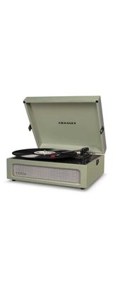 Crosley(クロスレイ) / CR8017A-SA / Voyager(sage) /  Bluetooth対応 ポータブル レコードプレイヤー