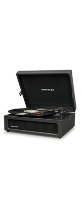 Crosley(クロスレイ) / CR8017A-BK / Voyager(Black) /  Bluetooth対応 ポータブル レコードプレイヤー