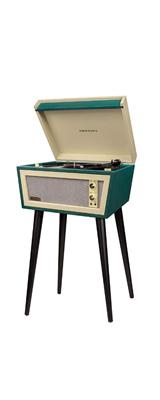 Crosley(クロスレイ) / CR6231D-GR / Bermuda(Green&Cream) / ダンセット Bluetooth対応 ポータブル レコードプレイヤー
