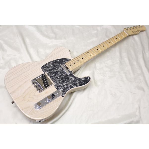 新品特価 Bacchus(バッカス) / BTL-700B/M WH/OIL エレキギター
