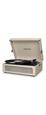 Crosley(クロスレイ) / CR8017A-DU / Voyager(Dune) /  Bluetooth対応 ポータブル レコードプレイヤー