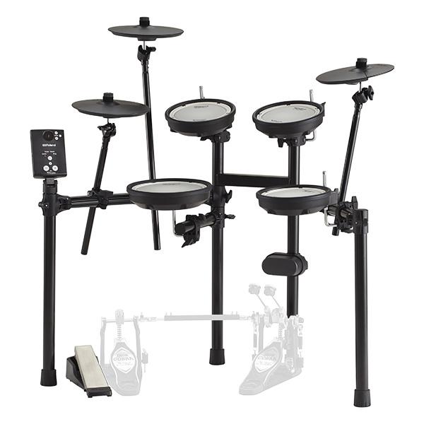【限定1台】Roland(ローランド) / TD-1DMK [TD-1 Double Mesh Kit] 電子ドラム Vドラム エレドラ【Rolandキャッシュバック3,000円対象】の商品レビュー評価はこちら