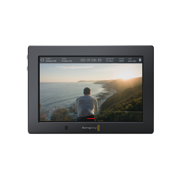 Blackmagic Design / Video ASSIST 4K (HYPERD/AVIDAS74K) / カメラ モニタリング 収録 レコーダー