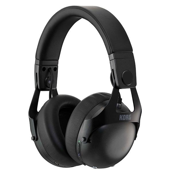 Korg(コルグ) /  NC-Q1 BK - ノイズキャンセリング・Bluetooth対応DJヘッドホン -