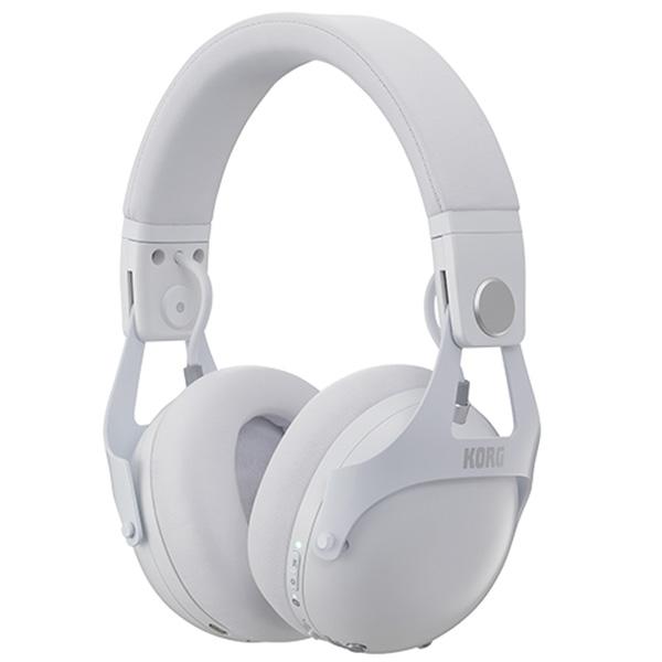 Korg(コルグ) /  NC-Q1 WH - ノイズキャンセリング・Bluetooth対応DJヘッドホン -