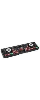 Numark(ヌマーク) / DJ2GO2 Touch 【Serato DJ Lite 付属】 タッチ・キャパシティブ・ジョグホイール搭載ポケットDJコントローラー 2大特典セット