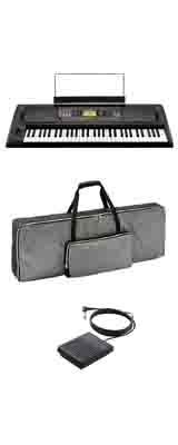 【専用ケースセット】  Korg(コルグ) / EK-50 L / 61鍵盤 エンターテイナー・キーボード 1大特典セット