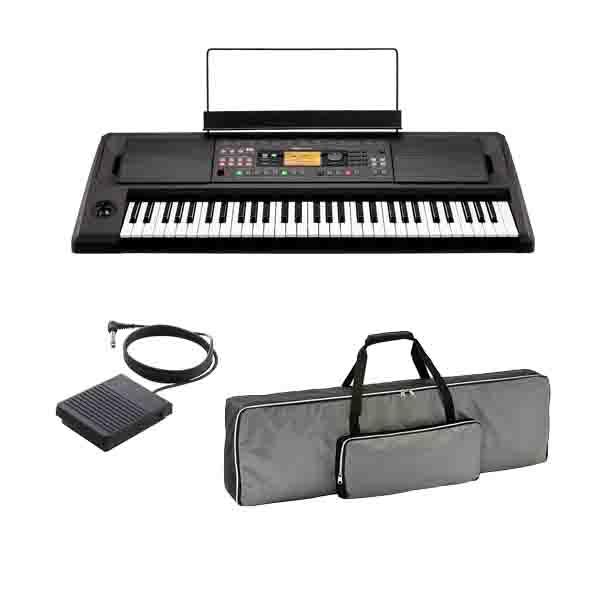 【専用ケースセット】  Korg(コルグ) / EK-50 L / 61鍵盤 エンターテイナー・キーボード