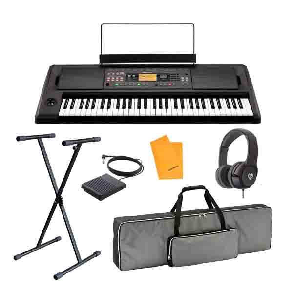 【オススメセット】 Korg(コルグ) / EK-50 L / 61鍵盤 エンターテイナー・キーボード