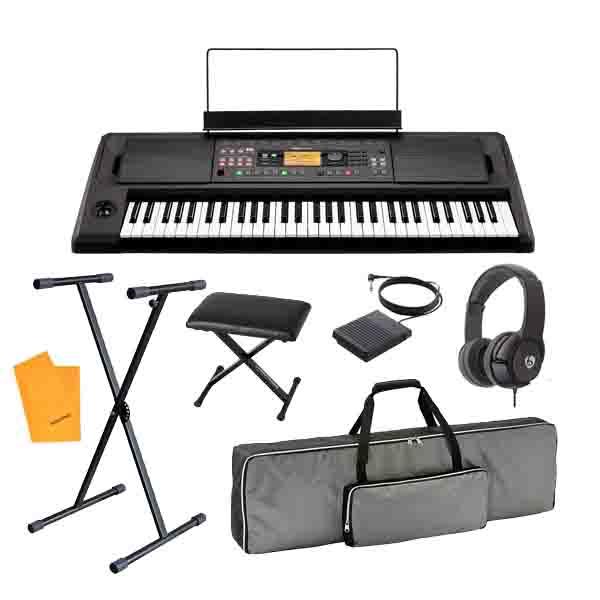【イス付きオススメセット】 Korg(コルグ) / EK-50 L / 61鍵盤 エンターテイナー・キーボード