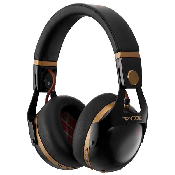 VOX(ヴォックス) / VH-Q1 BK (ブラック) ノイズキャンセリング機能搭載 Bluetooth4.1対応 ワイヤレスヘッドホン 【4月発売予定】