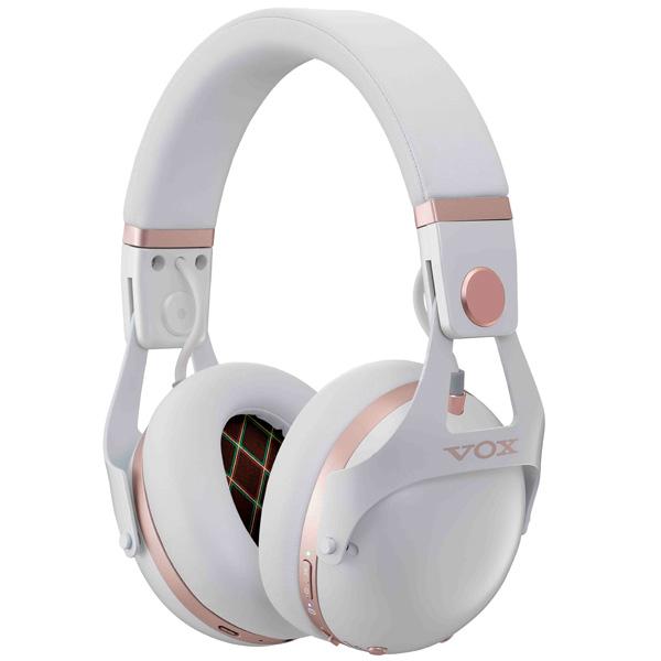 VOX(ヴォックス) / VH-Q1 WH (ホワイト) ノイズキャンセリング機能搭載 Bluetooth4.1対応 ワイヤレスヘッドホン 【4月発売予定】
