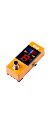 Korg(コルグ) / Pitchblack mini (オレンジ) ペダル・チューナー