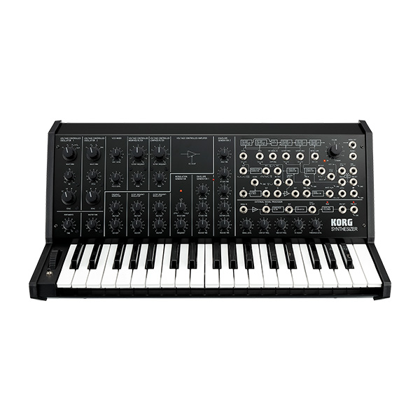 Korg(コルグ) / MS-20 FS BK (ブラック) - モノフォニック・シンセサイザー -【数量限定発売】
