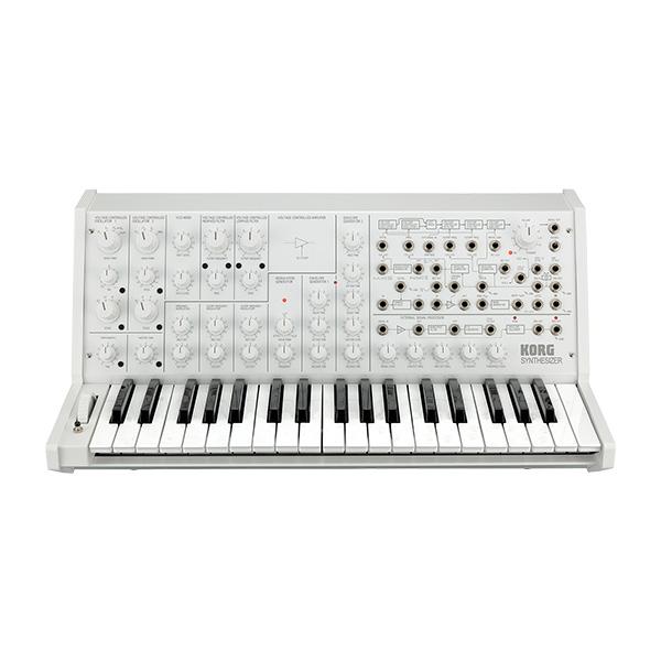 Korg(コルグ) / MS-20 FS WH (ホワイト) - モノフォニック・シンセサイザー -【数量限定発売】