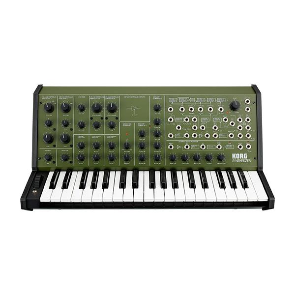 Korg(コルグ) / MS-20 FS GR (グリーン) - モノフォニック・シンセサイザー -【数量限定発売】