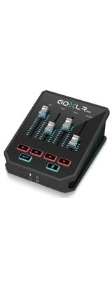 TC HELICON(ティーシーヘリコン) / GO XLR mini / ゲーム 配信 オーディオ インターフェース 1大特典セット