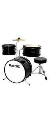 MAXTONE(マックストーン) / MX-60 BLK (ブラック) ジュニア・キッズ用 ドラムセット