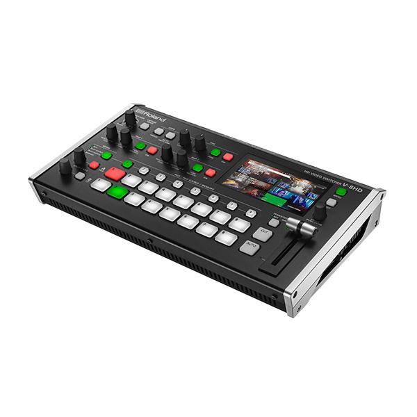 Roland(ローランド) / V-8HD - ビデオ・スイッチャー -《8入力 / 3出力 / 4バス 》【1月31日発売】