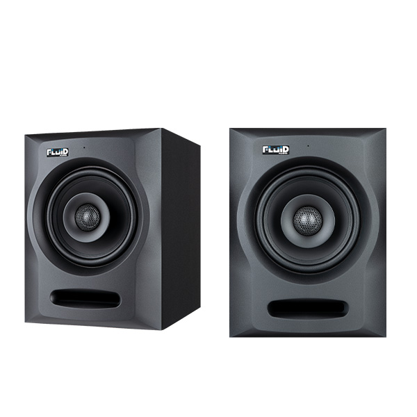 Fluid Audio(フルイド・オーディオ) / FX50 - スタジオ・モニタースピーカー / パワードスピーカー -【2本販売】【2月1日発売】