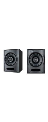 Fluid Audio(フルイド・オーディオ) / FX80 - スタジオ・モニタースピーカー / パワードスピーカー -【2本販売】 1大特典セット