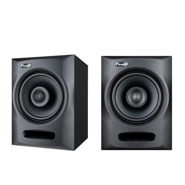 Fluid Audio(フルイド・オーディオ) / FX80 - スタジオ・モニタースピーカー / パワードスピーカー -【2本販売】【2月1日発売】