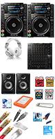 ■ご予約受付■ Pioneer(パイオニア) /CDJ-2000NXS2 / DJM-V10 /S-DJ80X 激安プロ向けBセット 18大特典セット