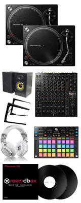 ■ご予約受付■ PLX-500-K / DJM-V10 / DDJ-XP2 rekordbox DVS パーフェクトスタートセット 14大特典セット