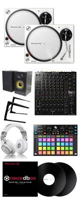 ■ご予約受付■ PLX-500-W / DJM-V10  / DDJ-XP2 rekordbox dvsパーフェクトスタートセット 14大特典セット