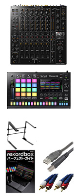 Pioneer DJ(パイオニア) / DJM-V10 &  TORAIZ SP-16セット 5大特典セット