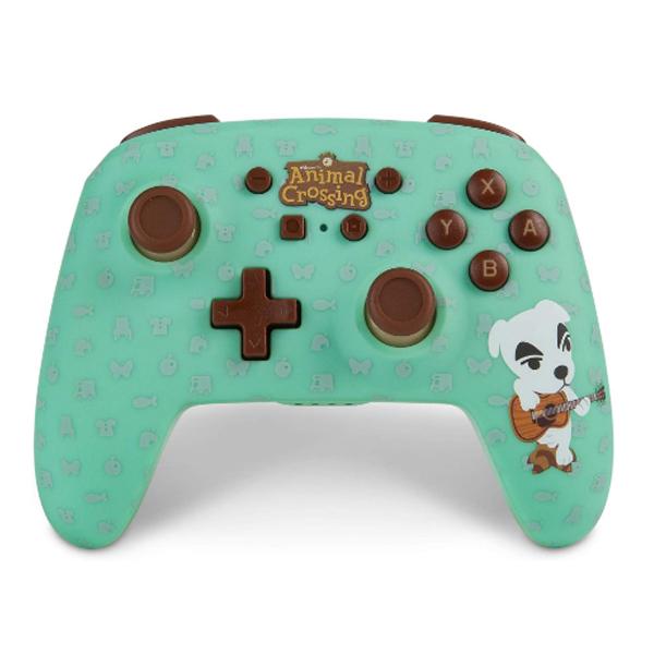 PowerA / animal crossing (とたけけ) / どうぶつの森 海外限定品 公式ライセンス品 / Nintendo Switch用  Bluetooth ゲーム コントローラー【3月10日発売】