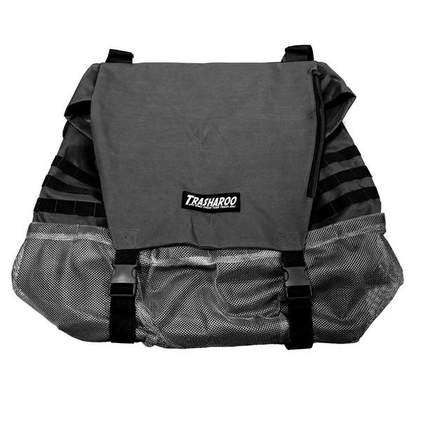 TRASHAROO / トラッシャルー スペアタイヤゴミ袋 (BLACK)