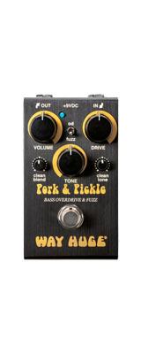 Way Huge(ウェイヒュージ) / WM91 Pork&Pickle BASS OVERDRIVE & FUZZ / オーバードライブ ギターエフェクター