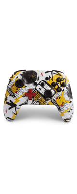 PowerA / Pokemon ピカチュウ /  海外限定品 公式ライセンス品 / Nintendo Switch用  Bluetooth ゲーム コントローラー