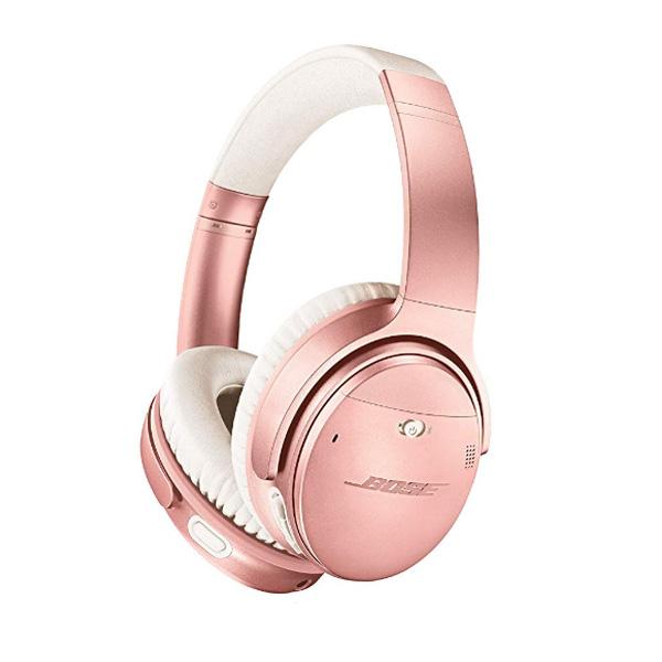 Bose(ボーズ) / QuietComfort 35 II / Rose Gold / ノイズキャンセリング機能搭載 Bluetooth対応 ワイヤレスヘッドホン