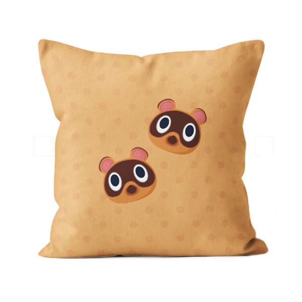Animal Crossing / つぶきち・まめきち / Nintendo あつまれ どうぶつの森 海外限定品 公式ライセンス品 / クッション 【3月20日発売】