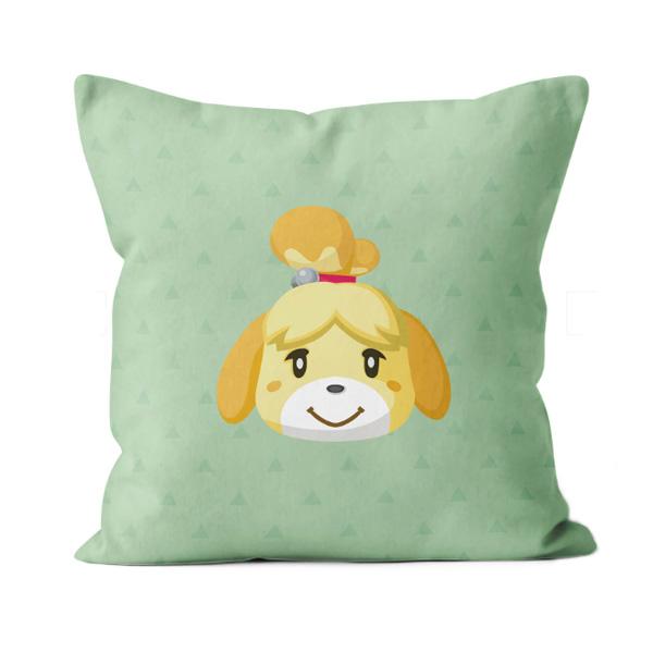 Animal Crossing / しずえ / Nintendo あつまれ どうぶつの森 海外限定品 公式ライセンス品 / クッション 【3月20日発売】