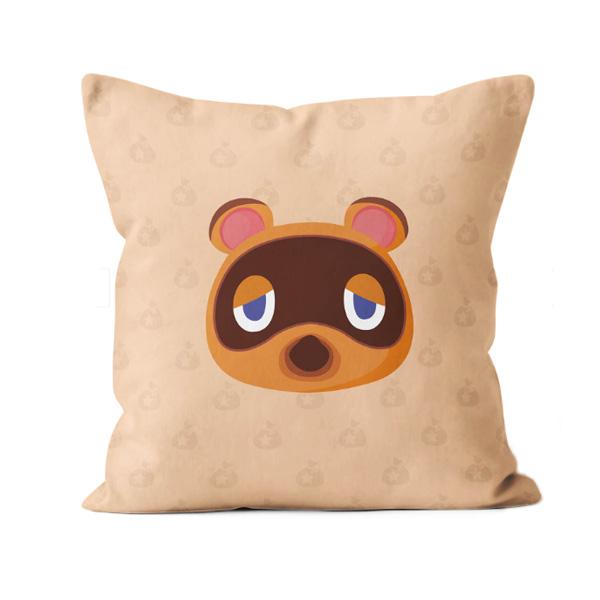 Animal Crossing / たぬきち / Nintendo あつまれ どうぶつの森 海外限定品 公式ライセンス品 / クッション 【3月20日発売】