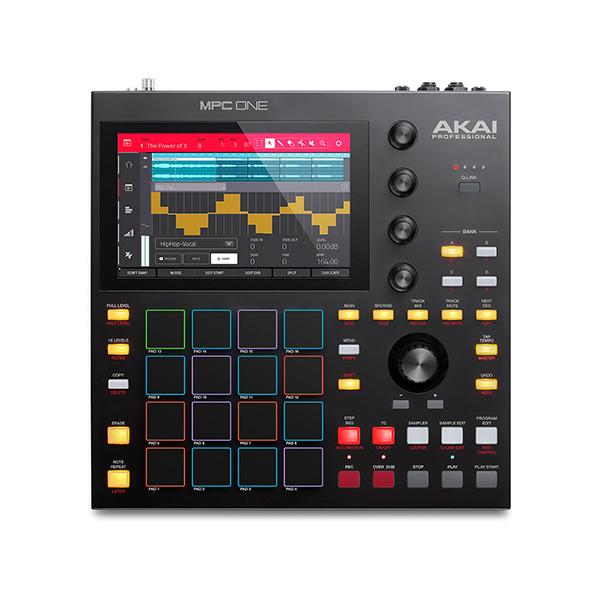 【限定1台】Akai(アカイ) / MPC ONE [スタンドアローン型MPC]の商品レビュー評価はこちら