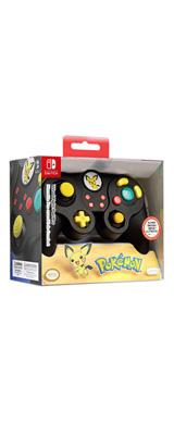 PDP / Pichu ピチュー / ポケモン 海外限定品 公式ライセンス品 / Nintendo Switch用  ゲームキューブ型 ゲーム コントローラー