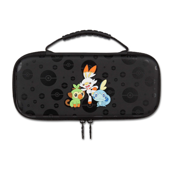 PowerA / ポケモン First Partner / 剣盾 御三家 / 海外限定品 公式ライセンス品 / Nintendo Switch用 キャリング ケース