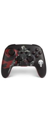 PowerA / Reaper / 海外限定品 公式ライセンス品 / Nintendo Switch用  Bluetooth ゲーム コントローラー