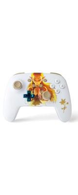 PowerA / Princess Zelda ゼルダの伝説  / 海外限定品 公式ライセンス品 / Nintendo Switch用  Bluetooth ゲーム コントローラー