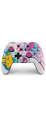 PowerA / Pokemon Battle ポケモン バトル / 海外限定品 公式ライセンス品 / Nintendo Switch用  Bluetooth ゲーム コントローラー