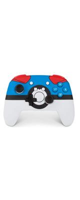 PowerA / Great Ball スーパーボール / 海外限定品 公式ライセンス品 / Nintendo Switch用  Bluetooth ゲーム コントローラー